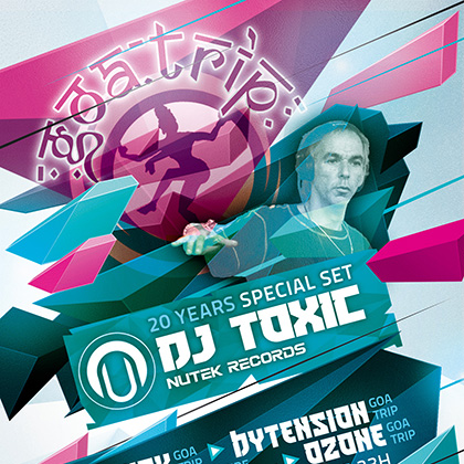 Bytension 20 Years Dj Toxic