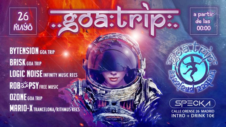 Goa Trip Trance Projects