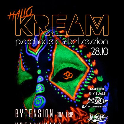 Bytension HalloKream 2017